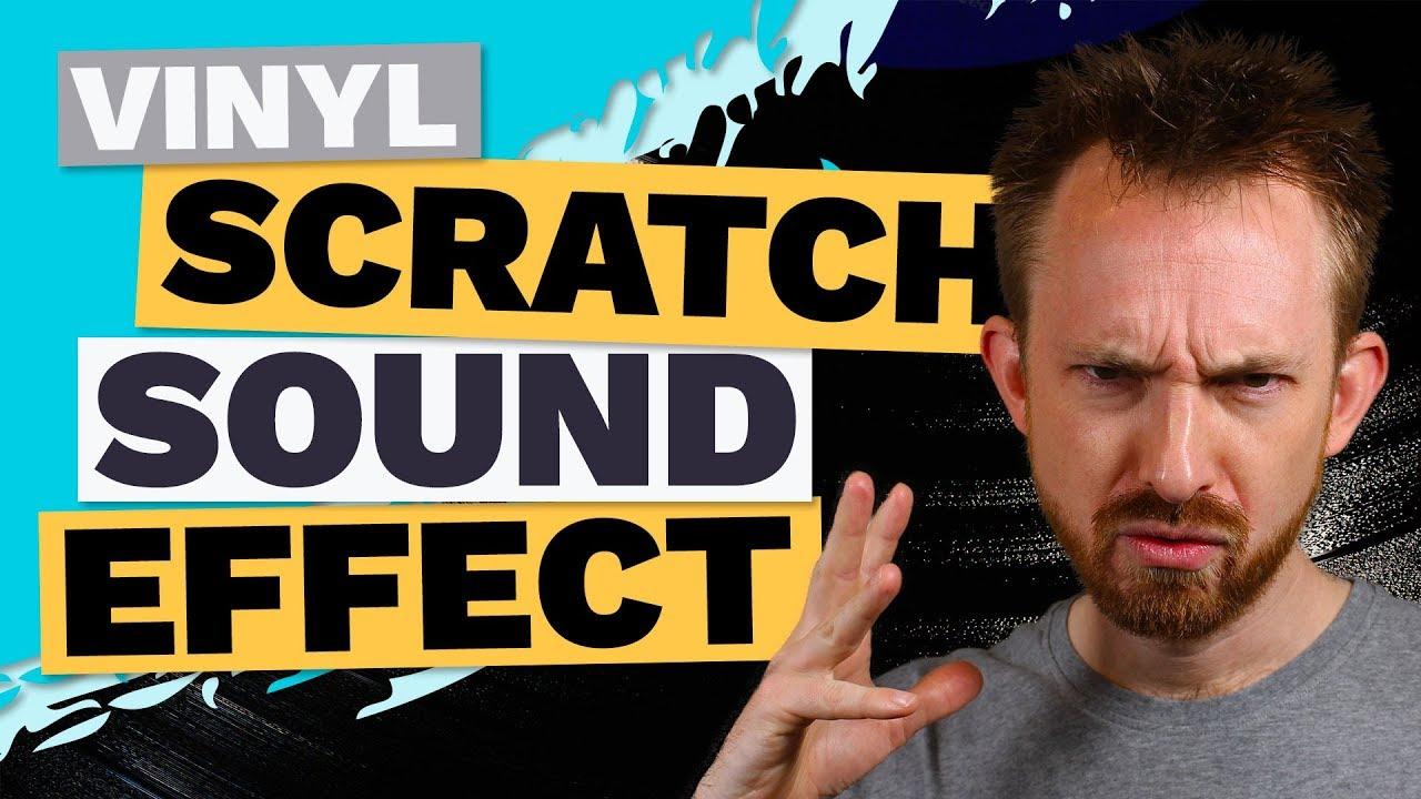 Vinyl Scratch Sound Effect on DJ Drops - YouTube
