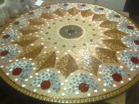 Mesas Mosaico Marroqui - casadecorar.biz