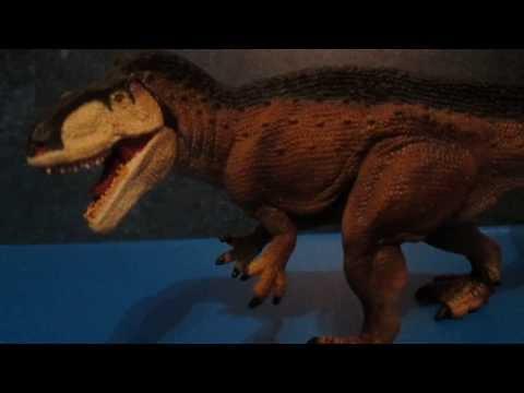 Review 14: Safari Ltd Acrocanthosaurus