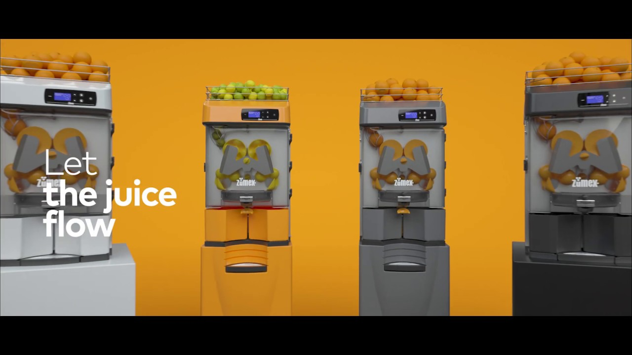 Details about Zumex Podium for Versatile or Essential (Orange) (no juicer included)
