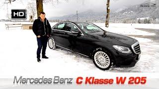 Осмотр нового Mercedes Benz C Klasse W205 2014