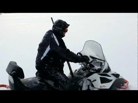 BRP Lynx 69 Alpine Ranger 2013