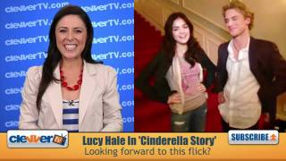 Lucy Hale Talks Co-Star Freddie Stroma In