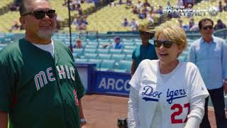BACKSTAGE DODGERS SEASON 6: Mother's Day with Mama Dugie