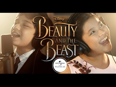 Thumbnail: Beauty and the Beast - Ariana Grande & John Legend (Cover By Elha Nympha & Noel Comia Jr.)