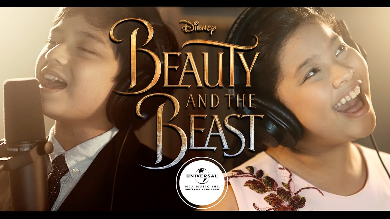 Beauty and the Beast - Ariana Grande & John Legend (Cover By Elha ...