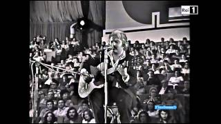 ♫ Bruno Lauzi ♪ Onda Su Onda (Live TV Show) ♫ Video & Audio Restored HD