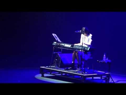 西内まりや 「ありがとう Forever…」 RISING 福島復興支援コンサート 2014-12-28