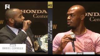 Top 3 Must-See Moments from UFC 214: Cormier vs. Jones 2 Pre-Fight Press Conference