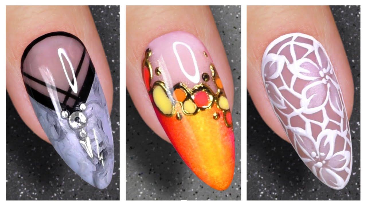 Nail Art Designs 2020 | New Easy Nails Art