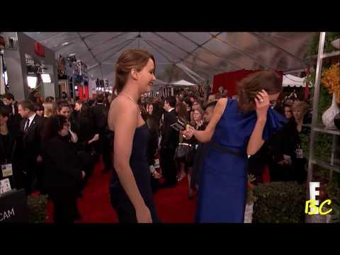 Jennifer Lawrence - Funny Moments (Part 3)