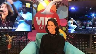 STREAMING FESTIVAL DE VIÑA QUINTA VERGARA. MARIA ISABEL EN VIVO. ¿K-POP EN VIÑA? APORTA. #VIÑA