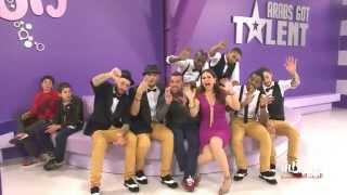 البث المباشر الثالث - ريا تستضيف رابحين الحلقة الثالثة من النصف نهائيات - Arabs Got Talent
