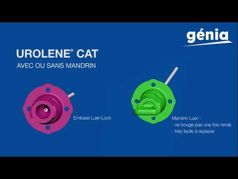 Urolene - Sonde Vésicale Stérile Pour Chien Et Chat