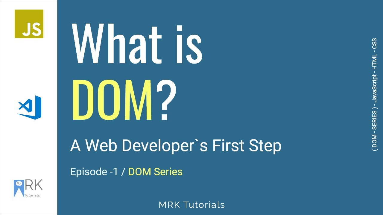 What is DOM ? JavaScript  Document Object Model Manipulation