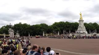 Марш Прощание славянки в Лондоне