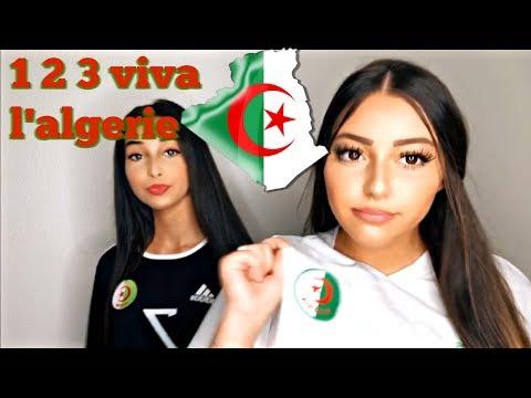 VIVA L'ALGÉRIE - Djena Della  (CAN 2019)  SNAP:djenoooy