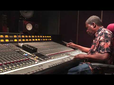 """Scientist records dub of """"Every Knee Shall Bow"""" Sly & Robbie version 7/22/19"""