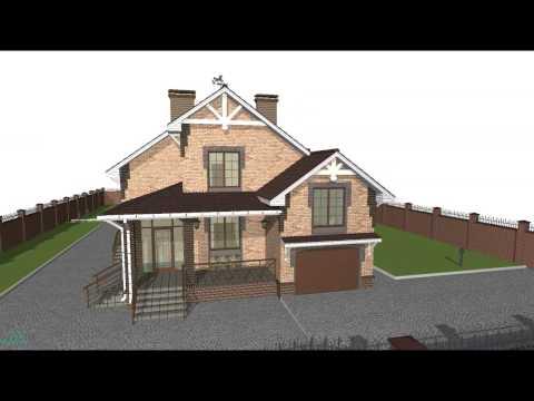 Проекты каркасных домов, каркасный дом своими руками