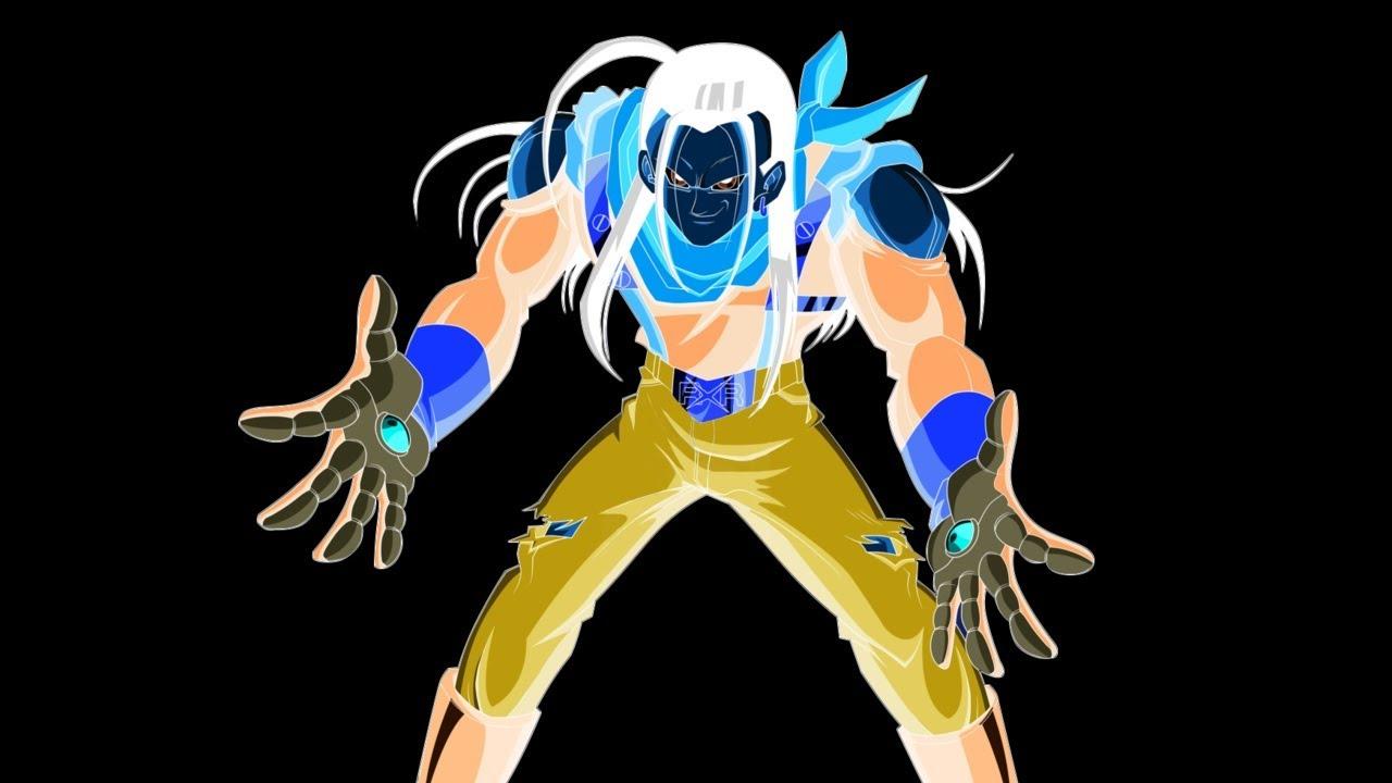 Dragon Ball GT Power Levels - Super Android 17 Saga