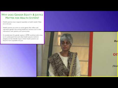 KEYSTONE / Module 2 / Session 2: Gender, Equity, Social Justice in Health - 2