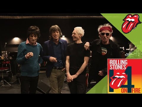 The Rolling Stones play Abu Dhabi tonight!