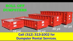Chicago Dumpster Rental Team - Chicago IL