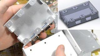 видео Изготовление корпусов из пластика на заказ