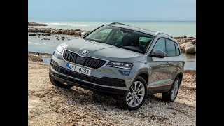 New  Skoda Karoq ,Review,Test-Drive///Новая Шкода Карок ,обзор,тест драйв 2020