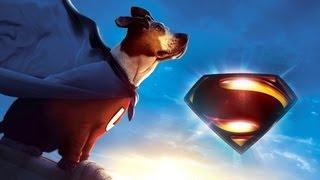 Человек из стали — Суперпес | Трейлер (FANMADE)