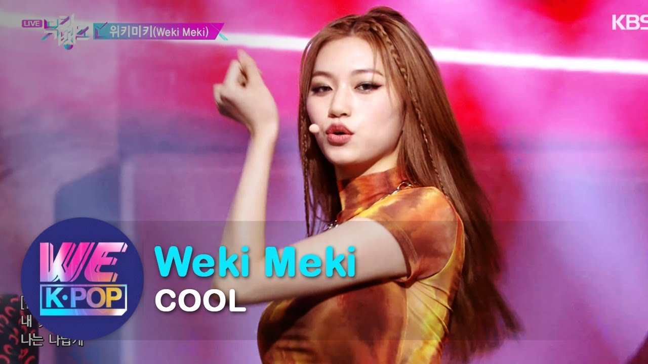 Weki Meki(위키미키) - COOL [Music Bank / 2020.10.16]