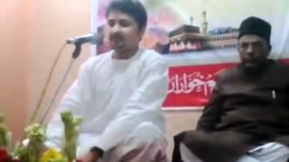 Syed Raza Abbas Zaidi | Live Manqabat | Abu Turab Hain Ayce Turab Dain Gay Ali a.s