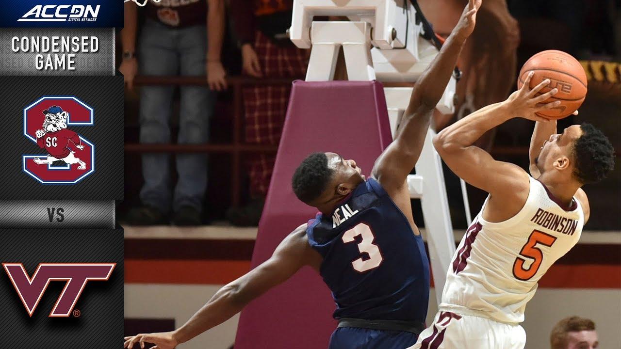 south-carolina-state-vs-virginia-tech-condensed-game-2018-19-acc-basketball