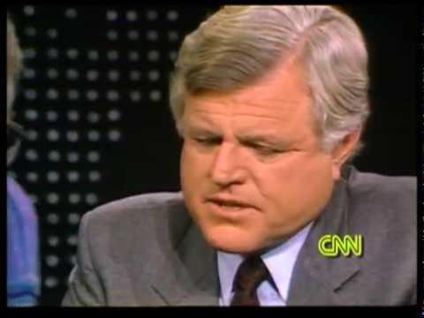 Edward Kennedy. His Family Tragedies.