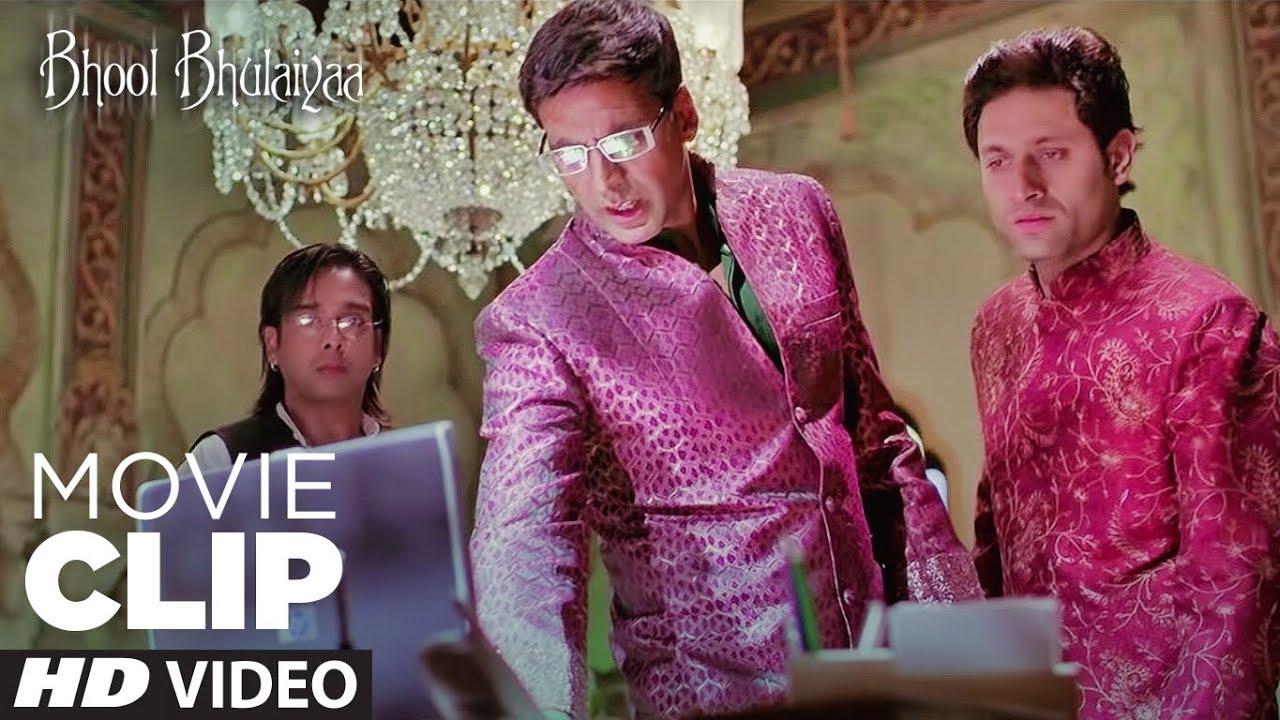 Download Dadi Se Door Rehna Use Bardast Nhi Hua   Bhool Bhulaiyaa   Movie Clip   Akshay Kumar, Vidya Balan