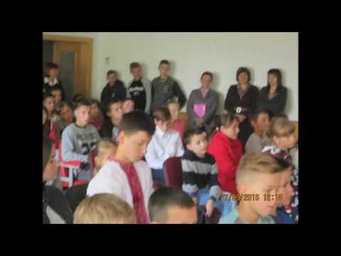 Правила поводження при пожежі у школі