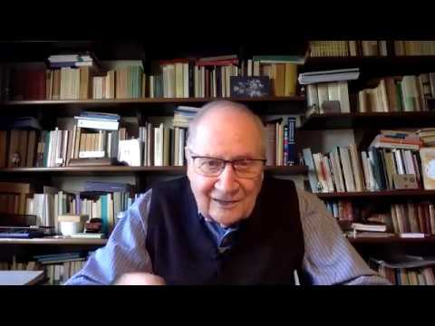 Carlo Sini: I confini dell'anima: musica e cosmologia - Sessione 8 - 1 parte