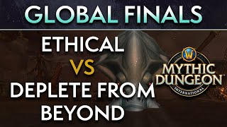 Round One | Ethical vs Deplete from Beyond | MDI Global Finals Day 1
