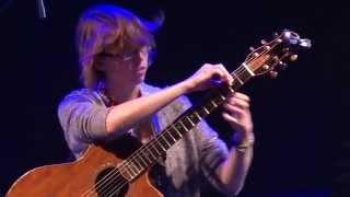 Macyn Taylor performs 'While She Sleeps' at the 2014 Faith Music Fe...