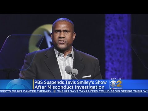 PBS Suspends Tavis Smiley Show Amid Sexual Misconduct Claims