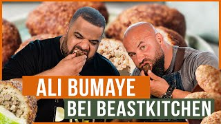 ALI BUMAYE bei BeastKitchen | Neues Album, YouTube & Familie | Sharo45