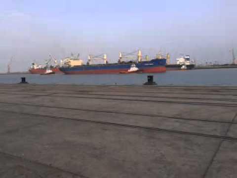 Dammam sea port