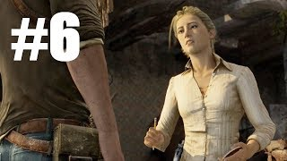 Uncharted 2: Among Thieves 🚂 Part 6 🚂 The Return of Elena