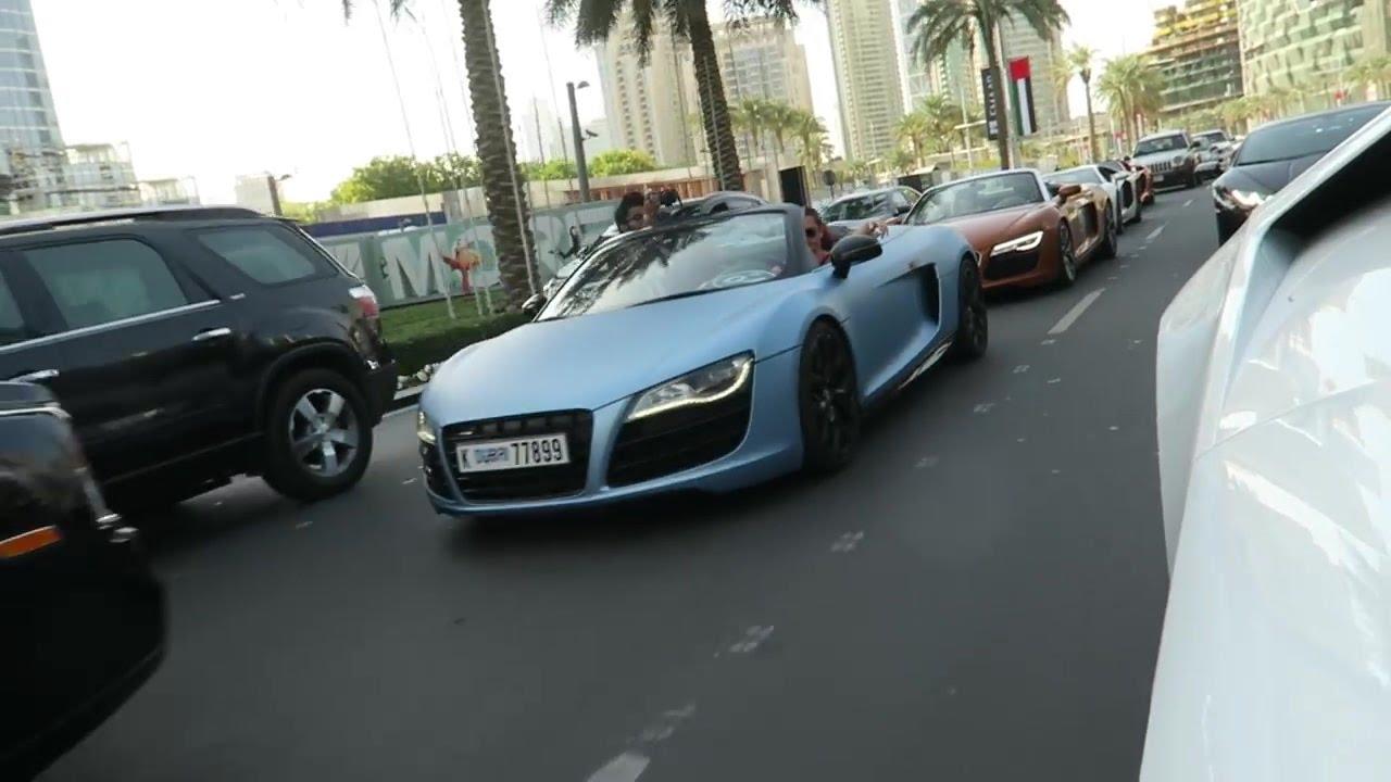 Supercar In Dubai Youtube