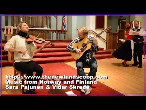 Newlands Co-op Acoustic music from Norway and Finland