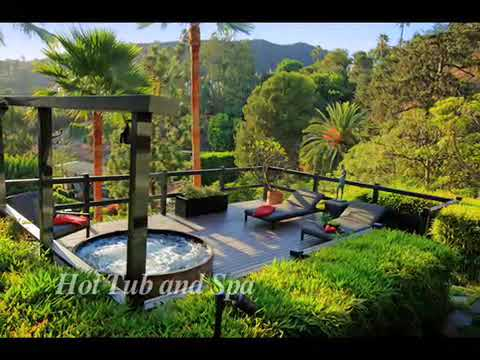 The NIAKAN HOUSE: Vacation Rental/Hollywood Hills
