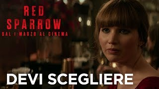 Red Sparrow | Devi scegliere SPOT HD | 20th Century Fox 2018