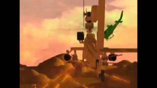 Army Men Air Attack 2 Cutscene #4