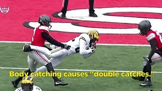 Film Room: Amara Darboh, WR, Michigan Scouting Report (NFL Breakdowns Ep 61)