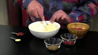 Easy To Make, Spicy Mexican Cheese Dip